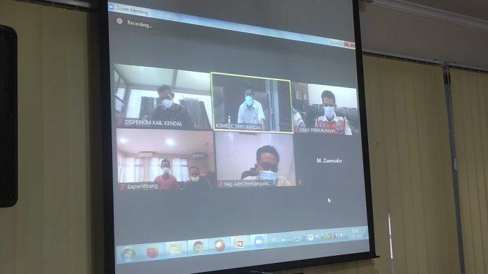 DPRD Dorong Optimalisasi Anggaran Pembangunan Kabupaten Kendal 2022