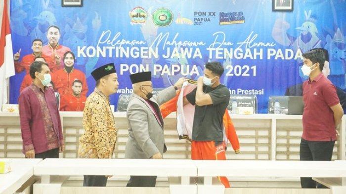 Unwahas Kirim 16 Dosen dan Mahasiswa Bela Jawa Tengah di PON Papua
