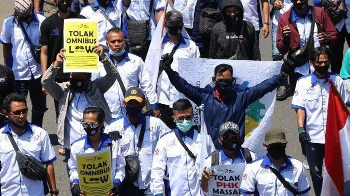 Dosen Progresif, Liburkan Perkuliahan Persilakan Mahasiswa Demonstrasi Tolak UU Cipta Kerja