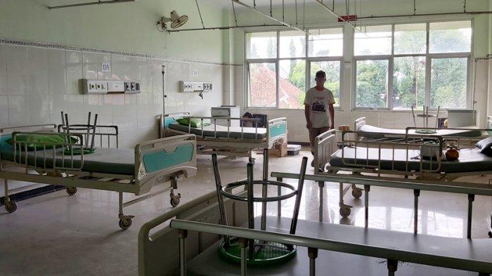 RSUD Kardinah Tegal Tambah 36 Tempat Perawatan Pasien Suspek Corona, Hery: Disiapkan Bertahap