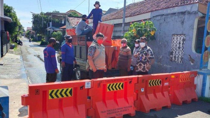 Warga Satur RT di Tegal Timur Dilockdown Jangan Takut Kelaparan, Camat Pastikan Ada Bantuan