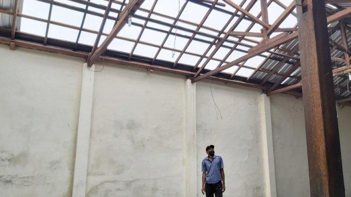 Penjelasan BMKG Tegal Soal Cuaca Ekstrem dan Puting Beliung yang Sebabkan Puluhan Rumah Warga Rusak