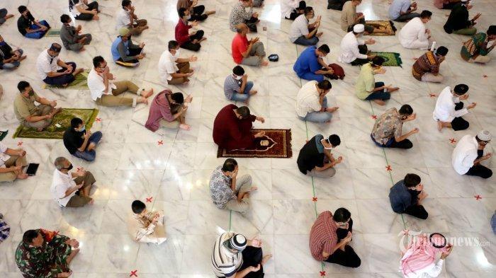 Ihwal Pelaksanaan Salat Idulfitir, DMI Minta Takmir Masjid Sediakan Area Khusus untuk Pemudik