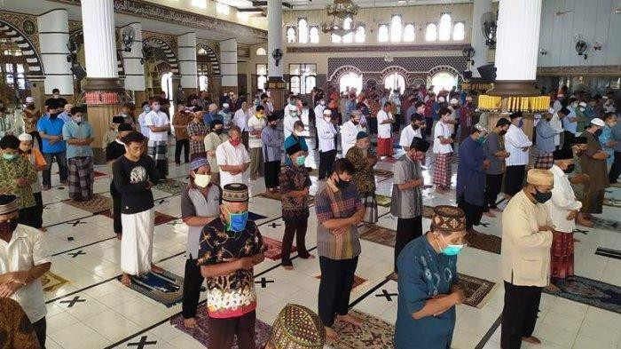 Panduan Pelaksanaan Salat Idulfitri di Kabupaten Tegal, Sebaiknya di Masjid, Bukan Tanah Lapang