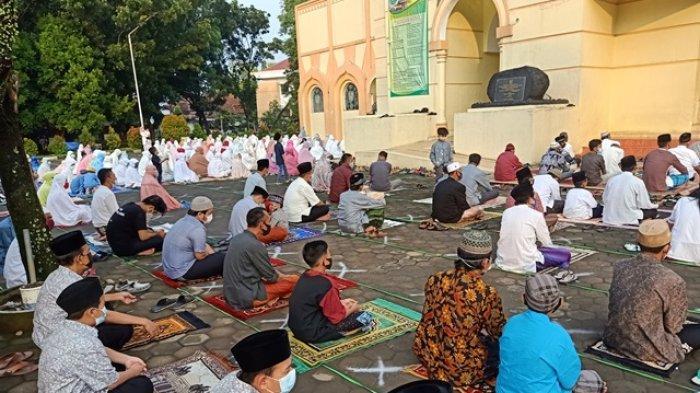 Kepala Desa di Kudus Surati Pengurus Masjid Terkait Larangan Salat Idul Adha