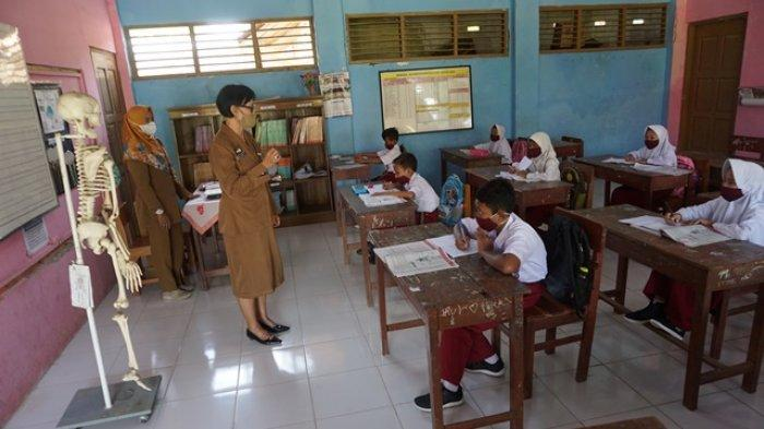 Pembelajaran Tatap Muka di Batang Mulai Dilaksanakan Secara Terbatas