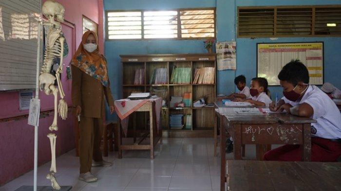 Disdikbud Kabupaten Batang Izinkan PTM Terbatas di Wilayah Zero Covid-19