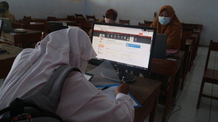 SMK Negeri 1 Warungasem Batang Batasi Pendaftaran PPDB di Sekolah