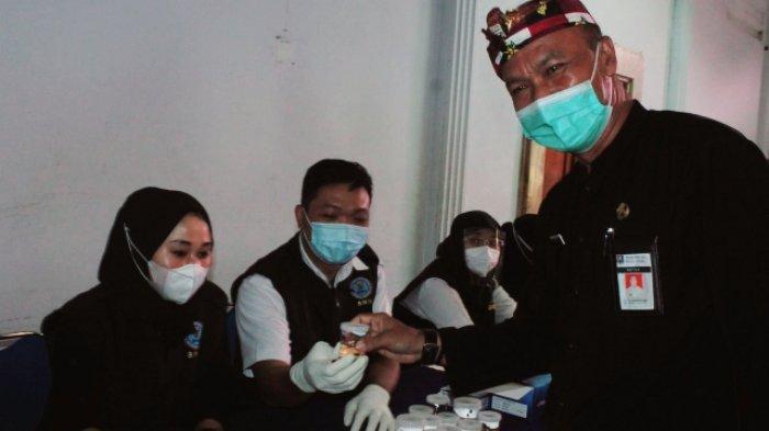 Puluhan Pejabat Pemkot Tegal Dites Urine, Johardi: Ini Komitmen Lawan Narkoba