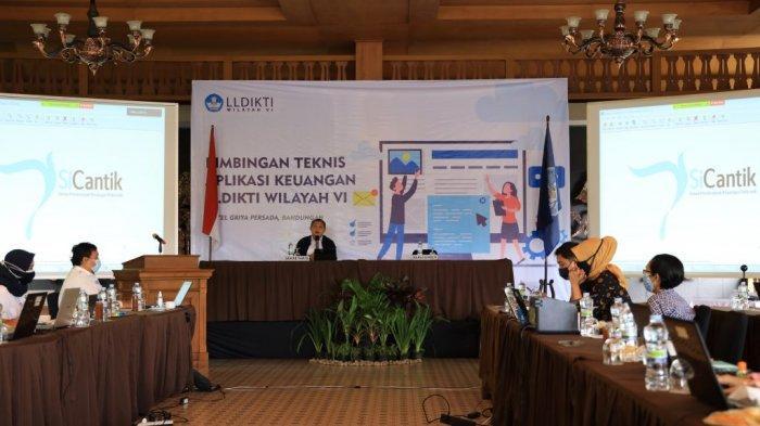 LLDikti Wilayah VI Jawa Tengah Luncurkan Aplikasi SiCantik