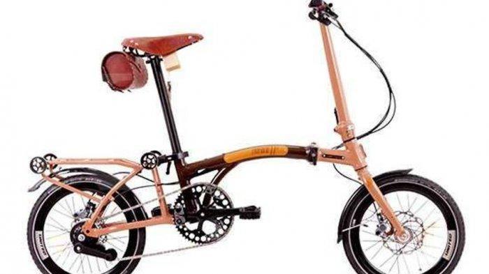 Tampilannya Elegan, tapi Harga Sepeda Lipat United Trifold 11S LE Bikin Pusing Kepala