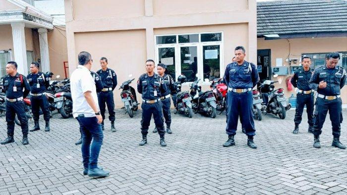Seragam Mirip Polri, Satpam di Semarang Ini Justru Malu: Takutnya Nanti Dikira Polisi Gadungan