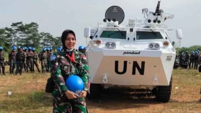 Kisah Serka Silvi Effendi, Rela Tinggalkan 2 Anak Balita demi Misi PBB di Lebanon: Ini Tugas Mulia