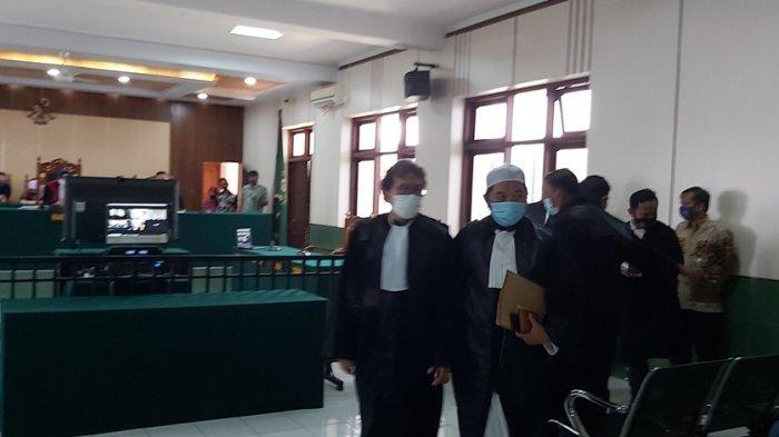 Sidang Pencemaran Nama Baik Dandim Tegal Memanas, Kuasa Hukum Ketua GNPK-RI Walk Out