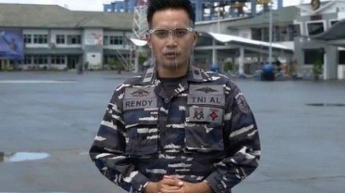 Mantan bintang sinetron Ganteng-ganteng Serigala, Rendy Meidiyanto. Kini, Rendy menjadi anggota TNI AL.