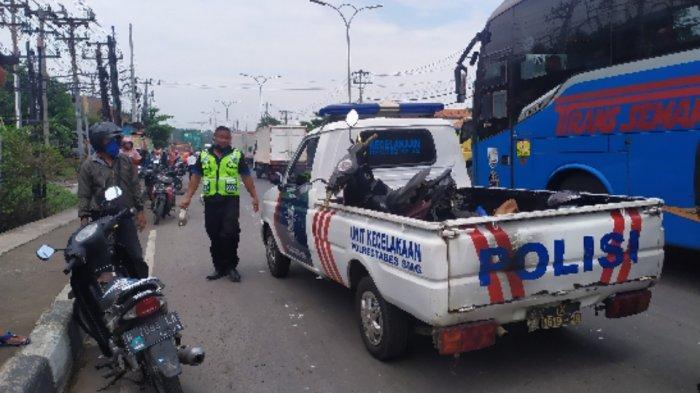 Sopir Truk Kabur Setelah Kendaraannya Melindas Gadis 20 Tahun Hingga Tewas di Jalur Pantura Semarang