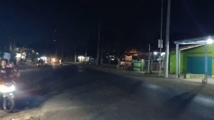 Lampu PJU di Kabupaten Pekalongan Dipadamkan Selama PPKM Darurat