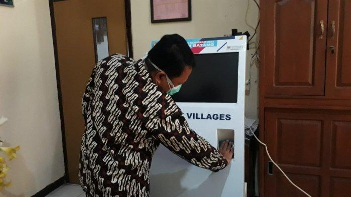 Mantap, 8 Desa di Batang Jadi Pilot Project Smart Village, Digitalisasi Layanan Masyarakat