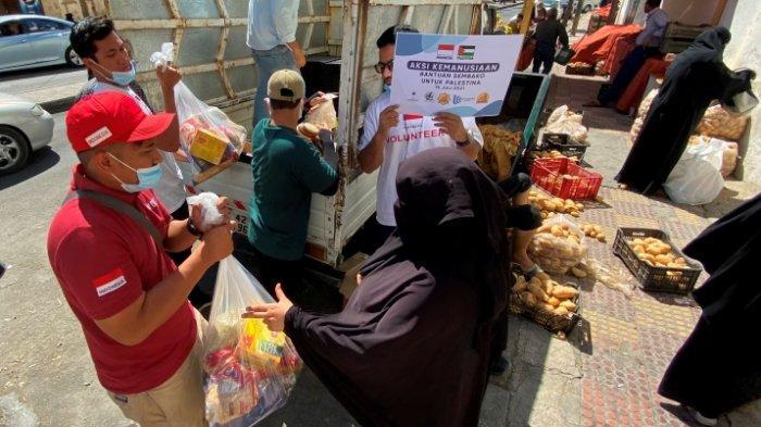 SNNU dan Yayasan Masjid Al Istiqomah Giriloka Serahkan Bantuan Kemanusiaan kepada Warga Palestina
