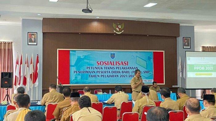 Berikut Pemetaan Wilayah Zonasi PPDB SMP Kabupaten Tegal Tahun Ajaran 2021/2022