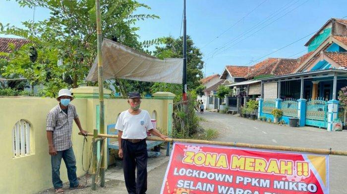 Bertambah Satu Desa Lagi di Kabupaten Tegal Lockdown, Ada 14 Warga Terpapar Covid-19