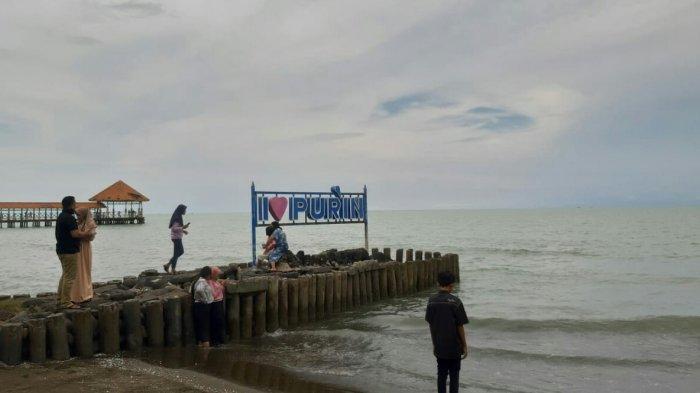 Hari Terakhir Long Weekend, Purwahamba Indah Kabupaten Tegal Dipadati Wisatawan, Tiket Murah Meriah