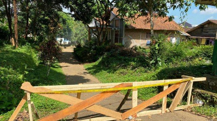 Desa Gantungan Kabupaten Tegal Dikarantina, 29 Warganya Dinyatakan Positif Covid-19