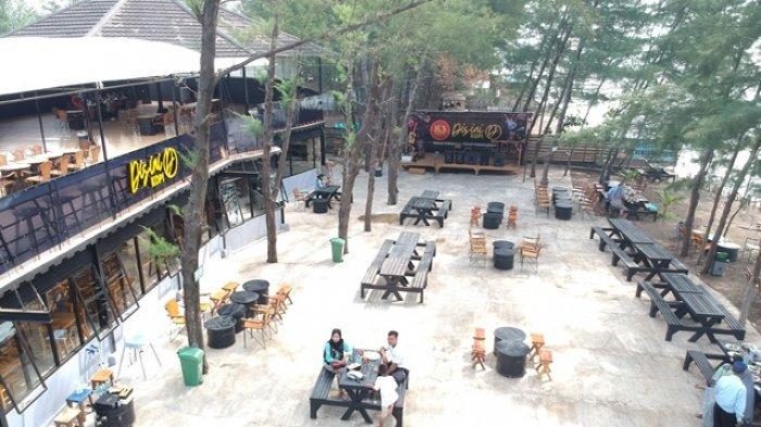 Disini Kopi Sajikan Menu Japanese Hingga Korean Food di Pinggir Pantai Sigandu Batang