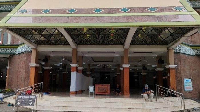 Jadwal Salat Id Masjid Agung Al Muttaqin Batang, Pemudik Ditempatkan di Area Khusus