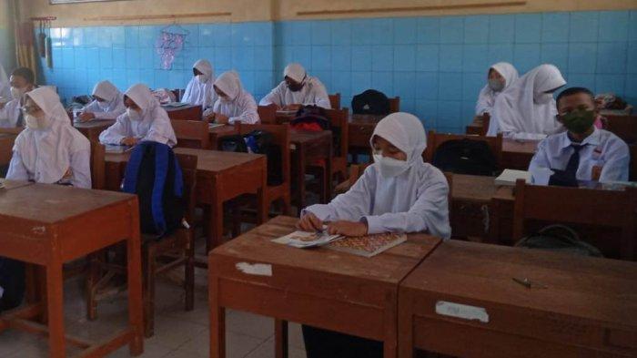 60 Sekolah di Kabupaten Pekalongan Gelar PTM Serentak, Mulai dari Setingkat PAUD hingga SMP