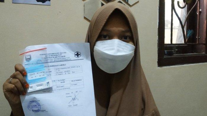 Kabar Baik, Angka Kesembuhan Covid-19 di Batang Capai 82 Persen, Begini Pengalaman Pasien Sembuh