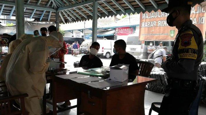 5 Pedagang Cinderamata di Pasar Kliwon Solo Positif Covid-19, Disdag: Semuanya Asal Jepara