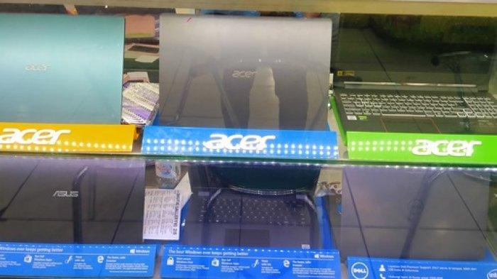 Berikut Ini Deretan Laptop Harga Rp 9 Jutaan di Bulan Maret 2021