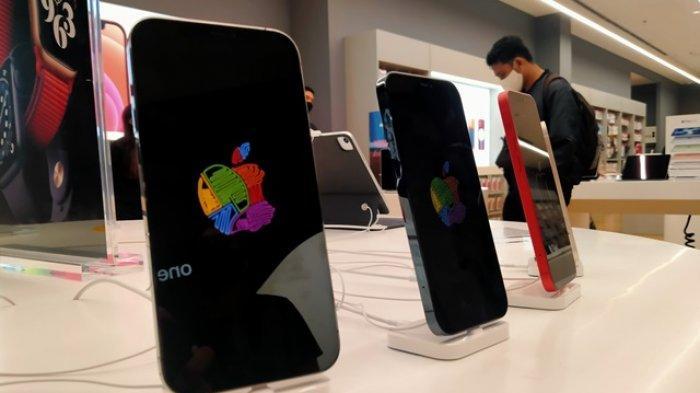Cari HP iPhone? Berikut Ini Daftarnya di Bulan Mei 2021