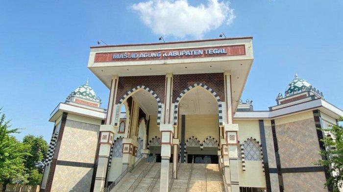 Tak Ada Pelaksanaan Salat Idul Adha 1442 H di Masjid Agung Kabupaten Tegal