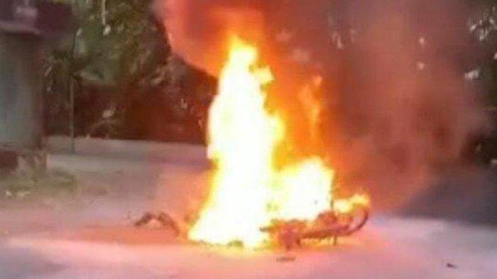 Rusdi Tewas Terbakar di Depan SPBU setelah Mengisi BBM Pertalite ke Dalam Jeriken