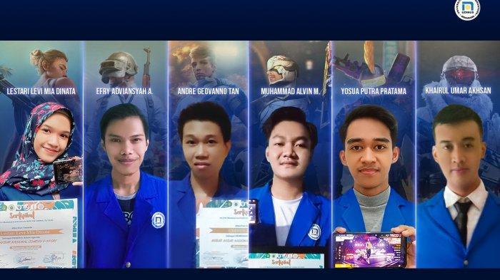 Tim E-Sport Udinus Semarang Juarai Ajang Free Fire Nasional: Situasi Itu Tidak Menguntungkan