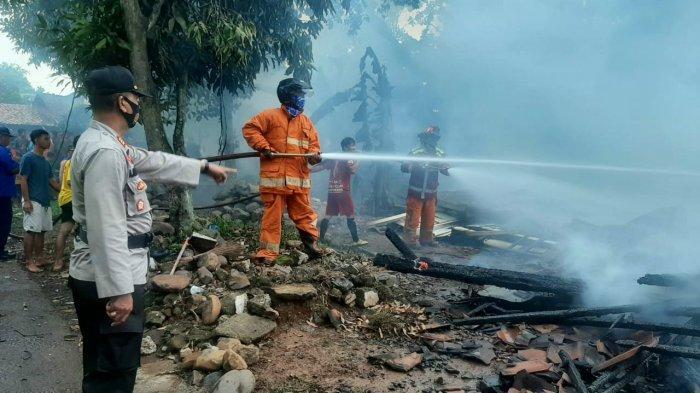 Kasus Kebakaran di Kabupaten Batang Meningkat, Dua Pekan Terakhir Terjadi Tiga Inseden Kebakaran