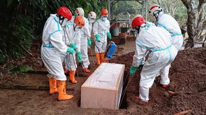 Disperkim Kota Semarang Sediakan 20 Liang per Hari di Pemakaman Covid-19 TPU Jatisari