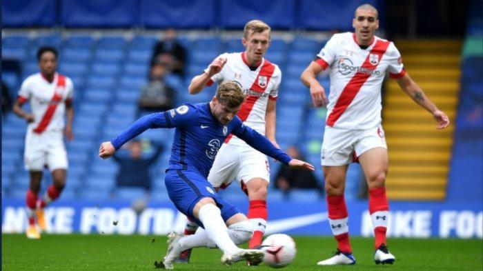 Hasil Liga Inggris: Blunder Kepa Nodai Gol Perdana Warner, Chelsea Gagal Raih Pon Penuh di Kandang