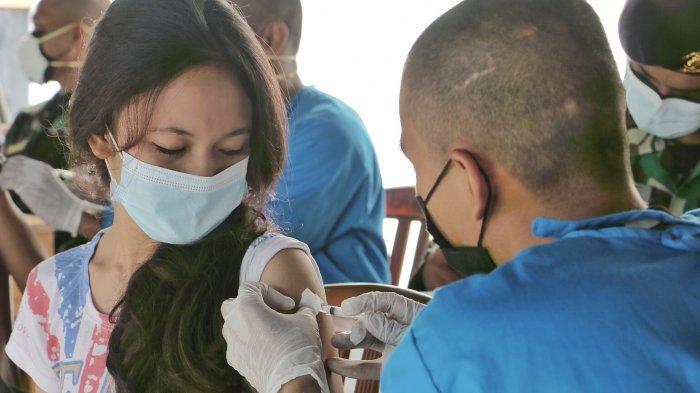 Capaian Vaksinasi Covid-19 Kabupaten Batang Baru Capai 24 Persen dari Jumlah Penduduk