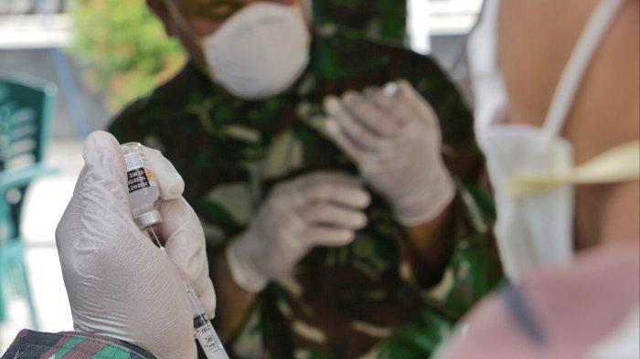 Cakupan Vaksiniasi Covid-19 di Tegal Sudah Mencapai 78,36 Persen, Dedy Yon Insturksikan Ini