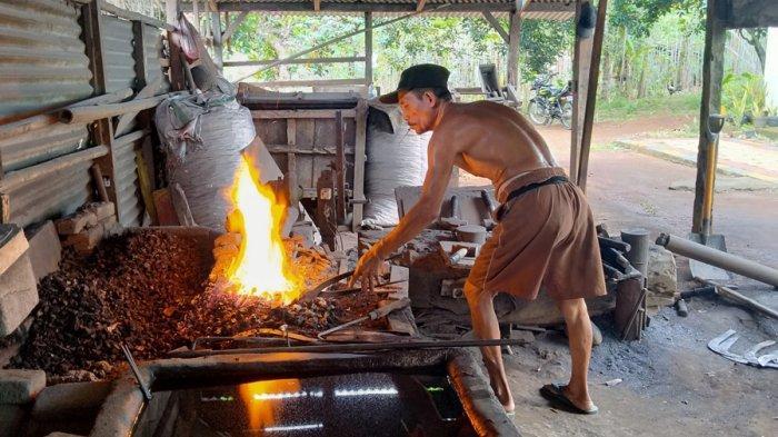 Tommy Soeharto Pernah Pesan Arit di Semarang, Terungkap Ini Sosok Pandai Besi yang Membuatnya