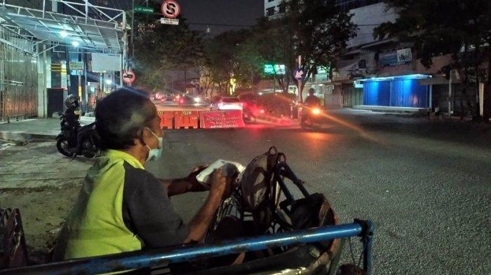 Cerita Pak Pur, Bertahan Hidup di Semarang dengan Nasi Kotak Pemberian Orang saat PPKM Darurat