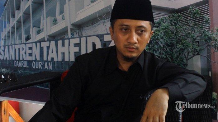 Ustaz Yusuf Mansur Dilarikan ke RSPAD Gatot Subroto, Istri Ungkap Kondisi Kesehatannya