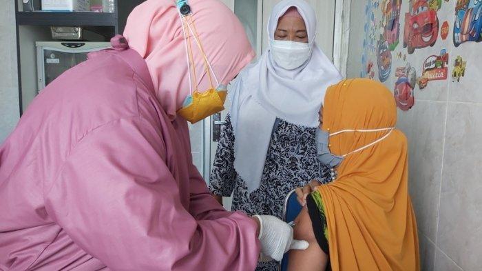 Vaksinasi Covid-19 untuk Ibu Hamil di Kota Tegal Capai 38,4 Persen dalam Seminggu