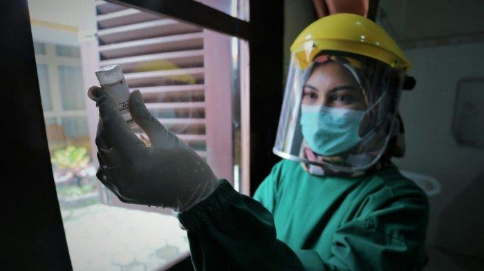 400.000 Vaksin Astrazeneca Kedaluwarsa pada Akhir Juni 2021, Begini Kata Kemenkes