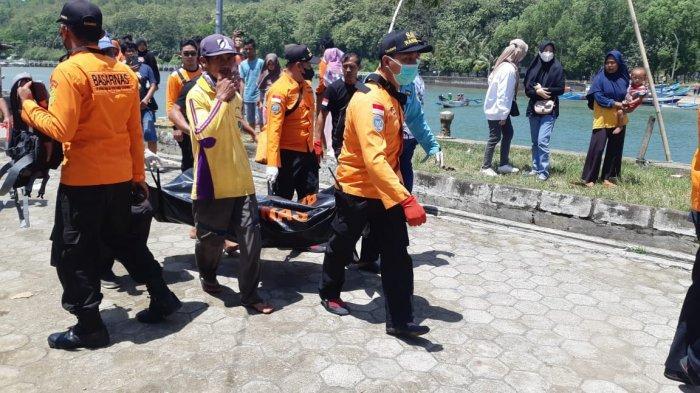 Pria Misterius yang Hilang Tenggelam di Pantai Logending Kebumen Ditemukan Meninggal