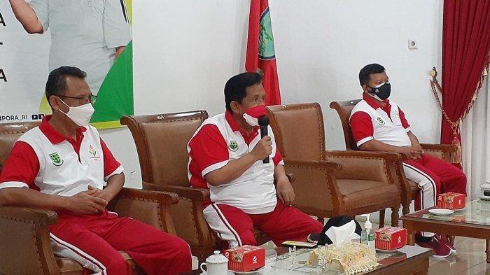 Wakil Bupati Sudono meminta KONI Purbalingga Ciptakan Atlet Juara