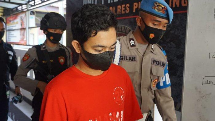 Pria Asal Aceh Ditangkap Anggota Polres Purbalingga, Ribuan Obat Terlarang Turut Diamankan